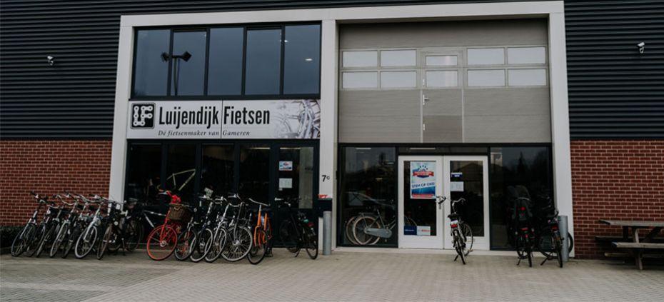 Welkom bij Luijendijk Fietsen